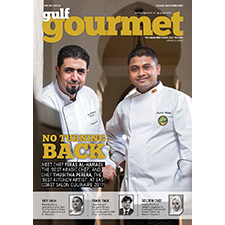 Gulf Gourmet Cover August-September 2017