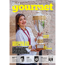 Gulf Gourmet January 2018 Cover