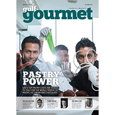 Gulf Gourmet October 2017 cover